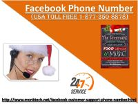 How to secure your private information via Facebook Phone Number 1-877-350-8878?