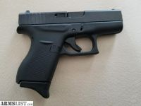For Sale: Glock 42 w/ Extras