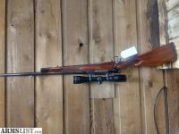 For Sale: Custom Mauser Action 30-06