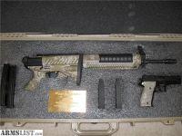 For Sale: Sig Sauer 556 In. 5.56mm NATO Semi Auto Rifles