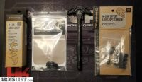 For Sale: Radian Raptor and M-Lok accessories