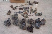 Box-O-carbs & parts, used
