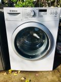 Bosch 300 series Front-Loading Washer - White, retail price $900+