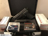 For Sale: Sig Saur 229r 40 S&W with ammo