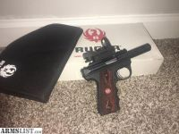 For Sale: Ruger 22/45 Mark III .22