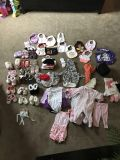 Baby girl clothing 0-12 months etc