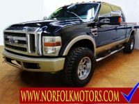 2008 Ford F-350 SD King Ranch Lariat Super Duty 4WD