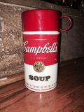 Vintage Campbell's soup thermos in EXCELLENT condition