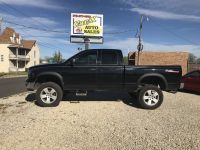 2005 DODGE RAM 1500 WITH LIFT
