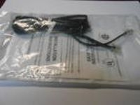 HP/Compaq 112666-003 Armada Black Phone Cord
