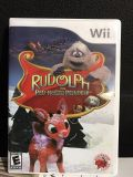 Rudolph Wii Game