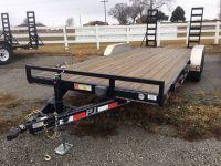 2012 PJ Trailers 5 in. Channel Carhauler (C5) Equipment Trailer Sport Utility Trailers Kansas City, KS