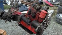 WILLYS JEEP CJ PARTS PRE 1974