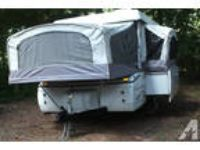 2000 Jayco Heritage pop up w/slide -