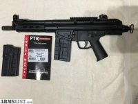 For Sale: PDW-PTR91 .308 With 2 each 20rd Mags