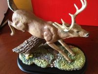 NIB Boehm Collection Buck Figurine