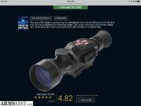 For Trade: ATN X-sight II HD