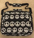 Peace Signs Laptop Bag