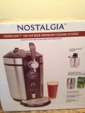 HOMECRAFT ON TAP BEER GROWLER COOLING SYSTEM