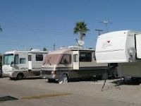 $18 RV Park Lodging at its Finest