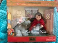 Vintage Barbie storybook favorites collector edition Little Red Riding Hood. New in box.