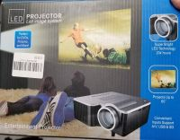 LED Projector LCD Image System Entertainment Projector