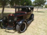 1928 chevy imperial landau hot rod