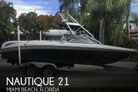 2005 Nautique SV 211