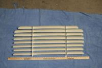 Sell VW Beetle Bug Venetian Rear Window Louvered Blind 1958 - 1964 rare accessory HTF motorcycle in Valencia, California, United States, for US $95.00
