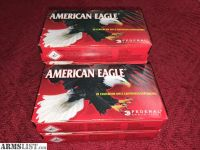 For Sale: 9mm Luger, 223 Remington, 308 Winchester and 300 Blackout ammunition