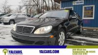 2003 Mercedes-Benz S-Class S 500 4MATIC Sedan 4D