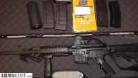 For Sale/Trade: AR 556/223