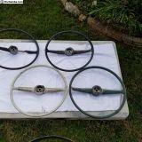 Split Bus Steering Wheels Qty 4