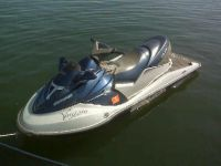 Buy 2004 Sea Doo Bombardier Supercharged GTX Limited Edition Jet Ski, trailer + more motorcycle in Cos Cob, Connecticut, US, for US $4,601.00