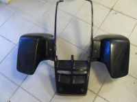 Sell NICE BLACK FRONT FENDERS! 87-06 yamaha banshee yfz350 yfz 350 body plastic atv motorcycle in Fort Myers, Florida, US, for US $125.00