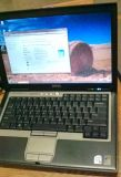 Dell Latutude d620 14.1 widescreen laptop, Core 2 Duo, w7pro