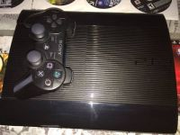 PS3 500 gb with games