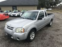 2004 Nissan Frontier King Cab XE Pickup 2D 6 ft