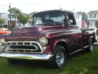 1957 Chevrolet Custom Pickup