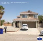 3 Bedroom 2 Bathroom Two Story Home for Rent in Victorville