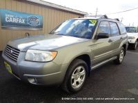 2006 Subaru Forester 4dr 2.5 X Manual