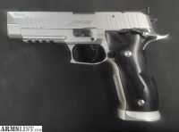 For Sale: USED SIG SAUER P226 X-FIVE MATCH 9MM PISTOL