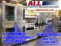 Restaurant & Bakery Equipment in Los Angeles