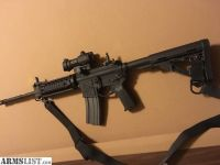 For Sale: Smith and Wesson m&p ar15