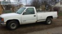 FOR SALE CHEVY
