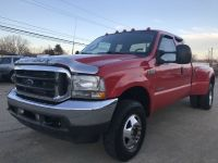 2003 Ford Super Duty F-350 DRW DUALLY 4X4 DIESEL POWERSTROKE STUDDED w/ONLY 163K