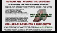 Cheap Budget Save Cash No Broker Transportation Shipping Estimado gratis Auto Car Shipping
