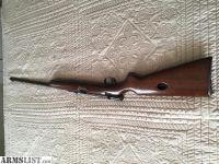 For Sale: Winchester Model 74 22LR