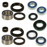 Sell Wheel Bearing Front and Rear Seal Complete Kit for TRX350FE 2000-2006 motorcycle in Indianapolis, Indiana, United States, for US $94.22