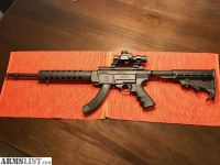 For Sale: Ruger SR-22 Rifle w/ BX-25 mag and Red Dot